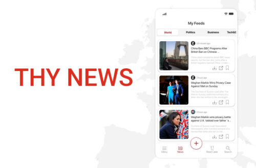 Trend Innovations Holding Inc. Released a New Redesigned Version of Thy News App With Improved Functionality for the App Store